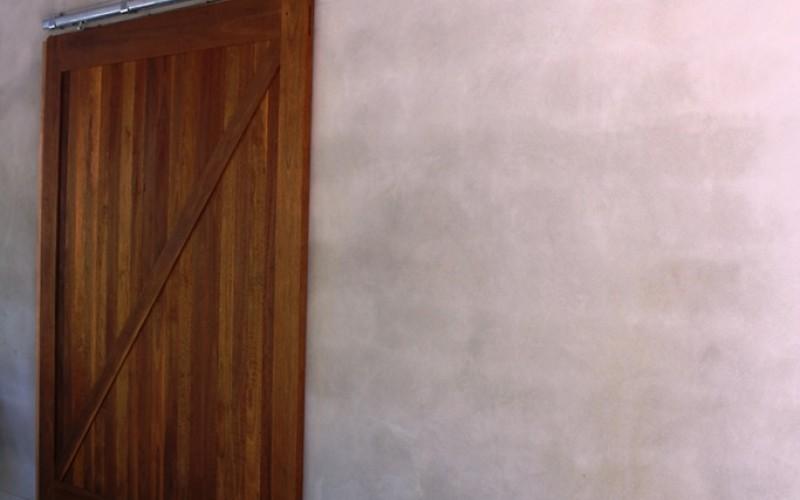 A Custom Made Barn Door